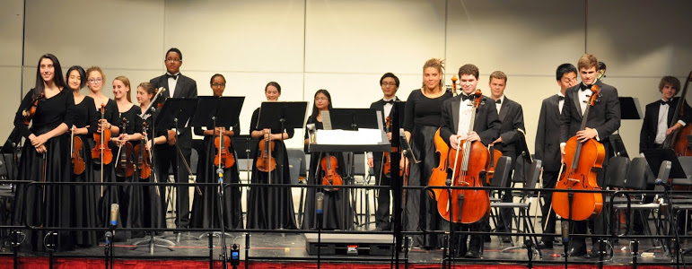 2013-14 Chamber Orchestra Spring Concert