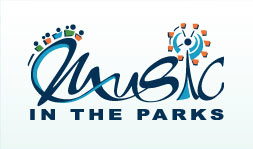 Music in the Parks logo