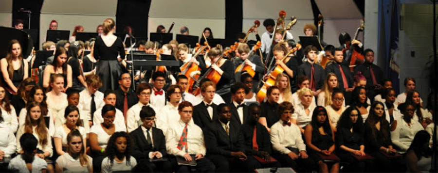 Nyack High School Chorus and Symphony Orchestra