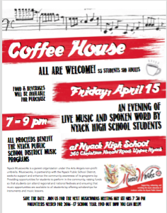 coffeehouse - april 2016